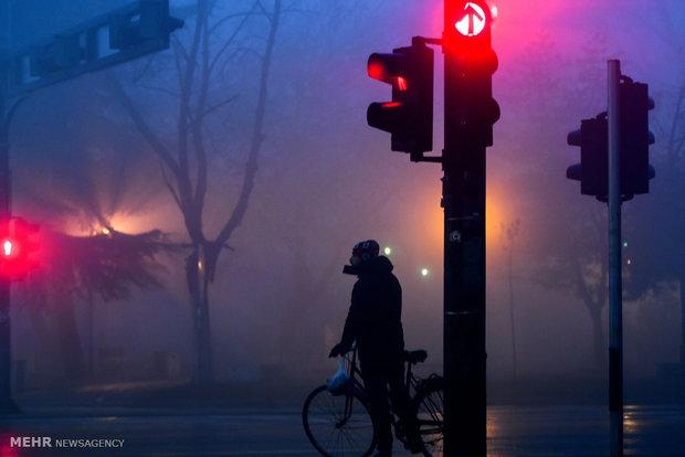 آلودگی شدید هوا در پایتخت مقدونیه