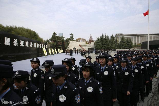 سالروز کشتار نانجینگ در چین