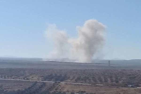 İdlib'de intihar saldırısı: 3 yaralı