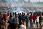 فلسطین میں مظاہرین کو کچلنے کی اسرائیل کی  کوشش
