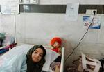 پیگیری وضعیت«هانیه»/تقدیراز خیرین کمک رسان در درمان این کودک