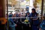نمایشگاه دستاوردهای بانوان شهرستان ورامین برپا شد