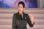 کشته شدن خواهر رئیس جمهور هندوراس در حادثه سقوط بالگرد