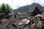 ۵ کشته و ۱۵ مفقود در پی رانش زمین در شیلی