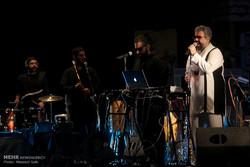 """İranlı """"Kako Band"""" müzik grubu İstanbul'da konser veriyor"""