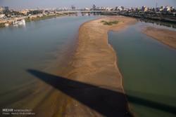 لزوم مدیریت مصرف آب کارون در شمال خوزستان