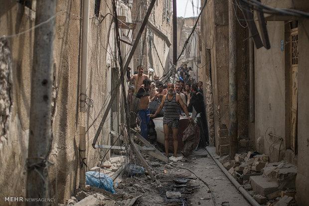 صور العام لمنطقة الشرق الاوسط من من منظار AP