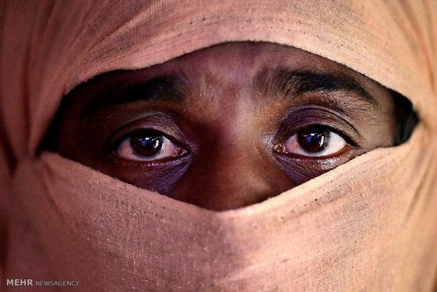 قربانیان تعرضات جنسی در روهینگیا