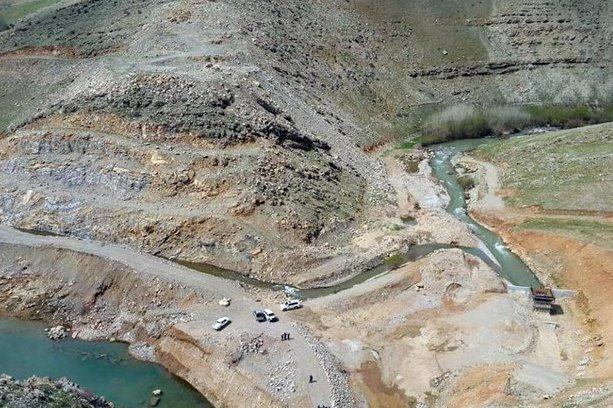 توقف سد «شهید بروجردی»/ پروژهای که ۱۰۰ هزار تومان اعتبار داشت!