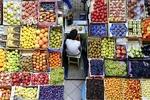 ثبات قیمت میوه و صیفی در میدان مرکزی میوه و تره بار