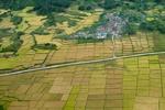 ارتش میانمار خانههای مسلمانان را بعد از توافق با بنگلادش آتش زد