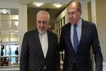 برجام و خاورمیانه محور گفتگوی تلفنی ظریف و لاوروف