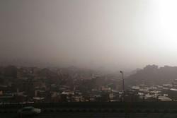 هوای آلوده تبریز