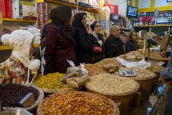 Yalda winter market
