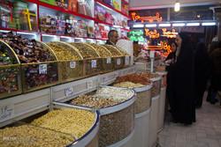 برقراری آرامش در بازار قم با اجرای طرح نظارت ویژه شب یلدا