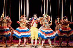تئاتر موزیکال پینوکیو