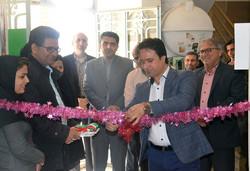 افتتاح نمایشگاه  طراحی و نقاشی رنگدانه در لامرد