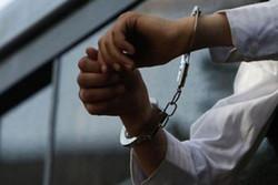 سارقان حرفه ای کابل برق در سراوان دستگیر شدند