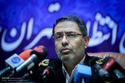 سردار محمد رضا مهماندار رییس پلیس راهور تهران بزرگ