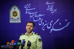 الشرطة الايرانية تعتقل 300 من مثيري الشغب في طهران