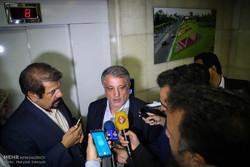 محسن هاشمی رفسنجانی رئیس شورای شهر تهران
