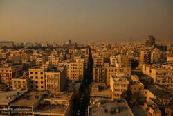 ادامه آلودگی هوا در تهران