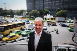 چرا شهردار تهران با مردم حرف نزد؟