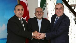 Iranian, Turkish, Azeri FMs to meet in Baku