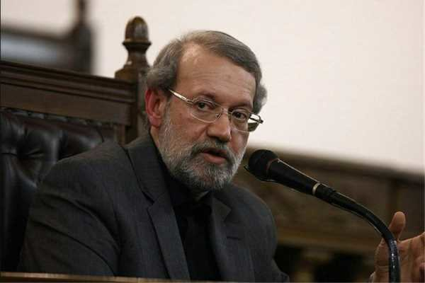 Larijani urges Islamic countries to suspend relations with US