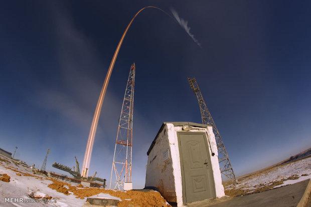 اعزام 3 فضانورد جدید به فضا