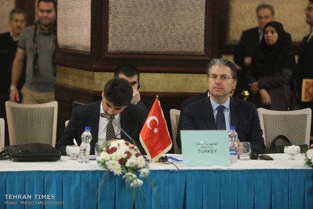 Emergency meeting on Palestine held in Tehran
