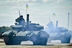 آمریکا ادوات جنگی در اختیار اوکراین قرار میدهد