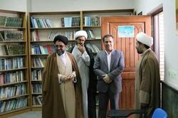 مرکز معارف حوزه علمیه خواهران در دانشگاه آزاد بوشهر افتتاح شد