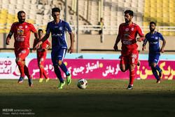 دیدار استقلال خوزستان و تراکتورسازی در جام حذفی