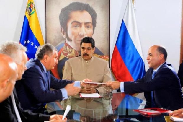 ونزوئلا روسیه