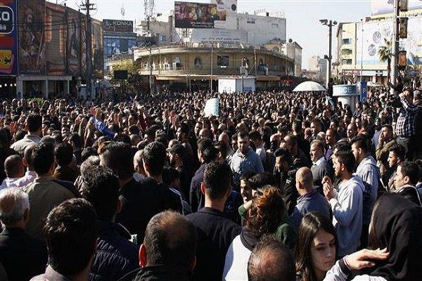 Kurd protesters call Iraqi Kurdistan government corrupt