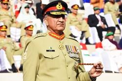 پاکستانی فوج کے سربراہ کا ملک میں استحکام برقرار رکھنے کا عزم