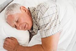 خواب در پیری