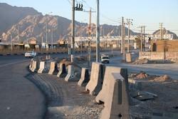 نابسامانی ورودی شهرستان مهریز