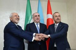 Trilateral meeting of Azerbaijani, Iranian, Turkish FMs kicks off in Baku