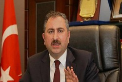 Turkish Justice Minister