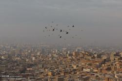 کاهش نسبی آلودگی هوای تبریز