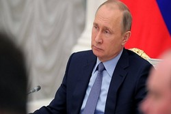 Russia's might directed against external threats