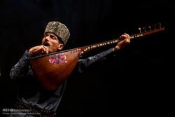 «دوبیتی خوانی» محور سیزدهمین جشنواره موسیقی نواحی شد