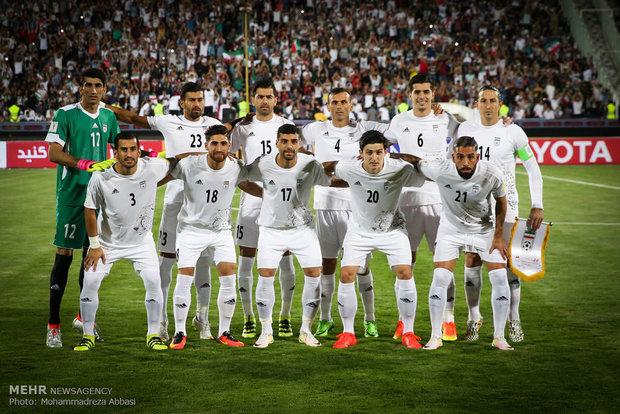 İran Milli Futbol Takımı tarihi maç için Türkiye'de