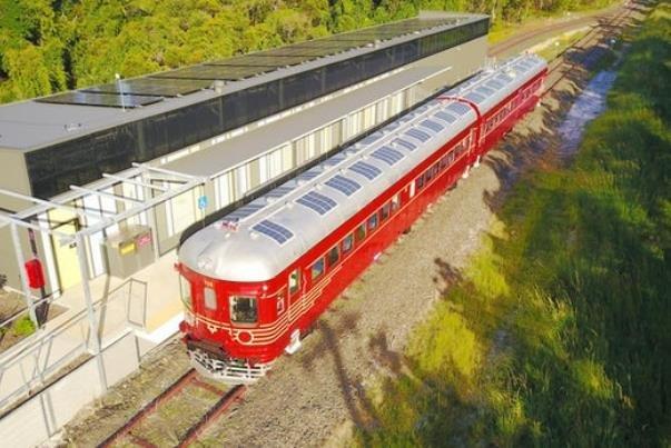 قطار خورشیدی۱