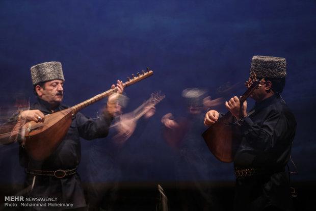 یازدهمین جشنواره موسیقی نواحی پایان یافت