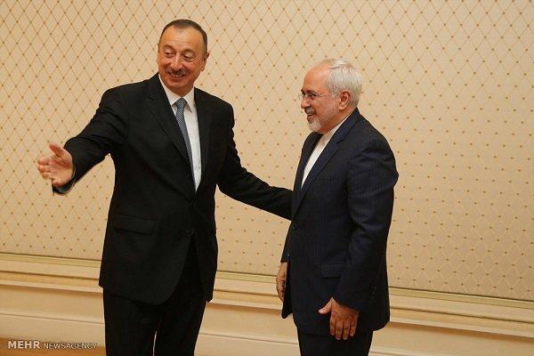 Iran FM Holds Talks with Turkish, Azeri Counterparts