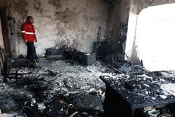 تخلیه منازل اطراف منطقه انفجار در اسلامشهر/انشعابات وصل می شود