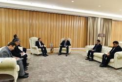 Vaizi, Azerbaycan Cumhurbaşkanı ile görüştü
